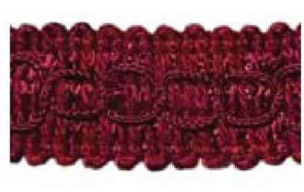 Tassle Fringe  -  Wine J16 - Value Pack 16.1/2 mtrs